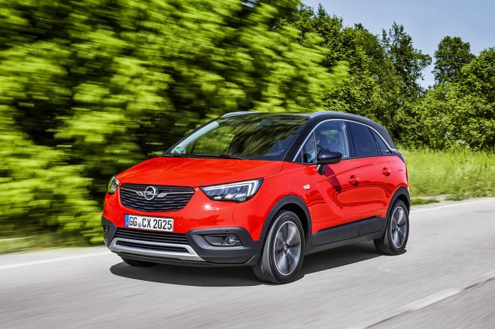 Opel CrossLand X Elegance 2019