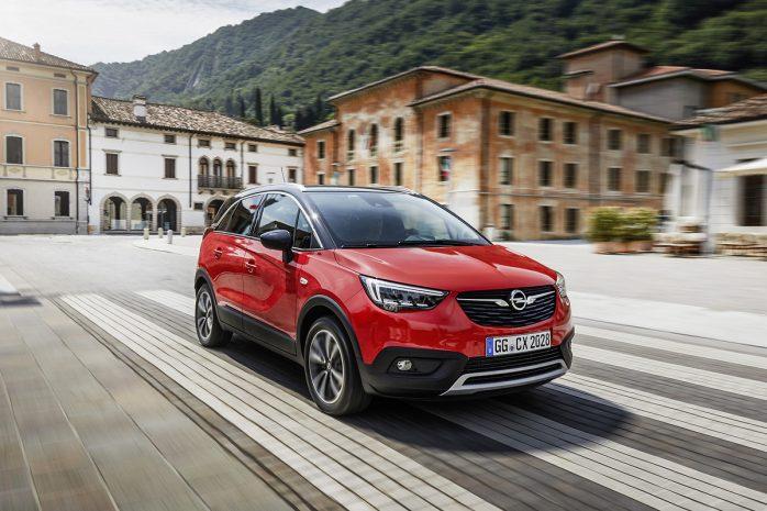 Opel CrossLand X Topline 2019
