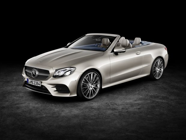 Mercedes-Benz E300 AMG Convertible 2019