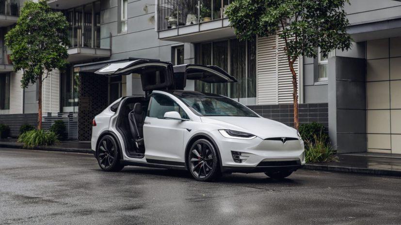 Tesla Model X P100D 2019