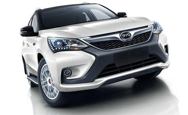 BYD S5 2020