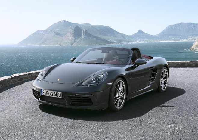 Porsche 718 Boxter 2019
