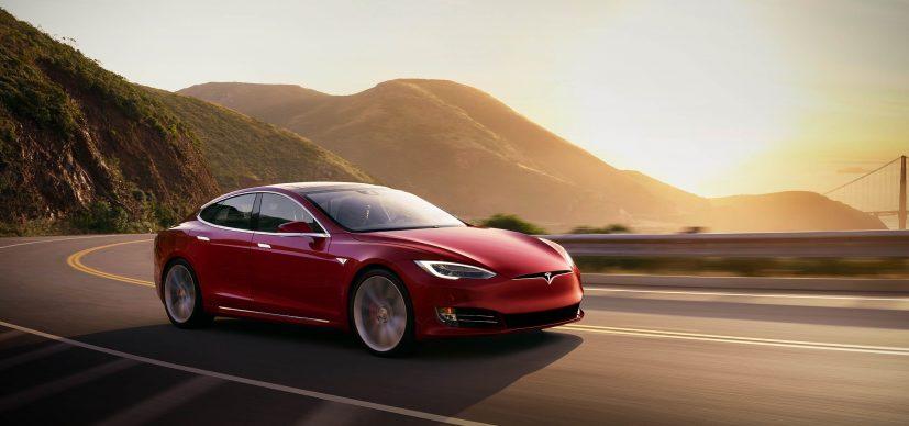 Tesla Model S P100D 2019