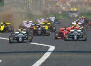 فوز بوتاس سائق مرسيدس في سباق الجائزة الكبرى الاسترالي