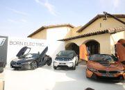 البافارية للسيارات تقدم علامتها الكهربائية BMW i في مصر