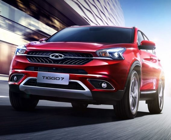 Chery Tiggo 7 Highline 2019