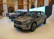 انفنيتي تعود الي السعودية مع التوكيلات العالمية للسيارات