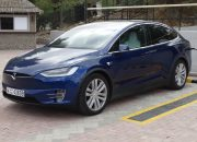 تيسلا موديل إكس – سيارة من المستقبل – تجربة قيادة