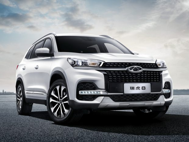 Chery Tiggo 8 Highline 2021