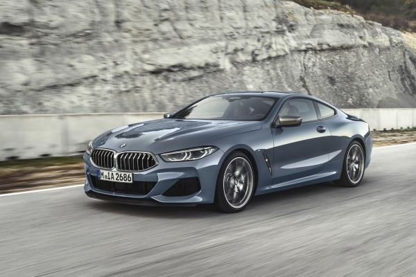 BMW M850i xDrive Coupe 2020