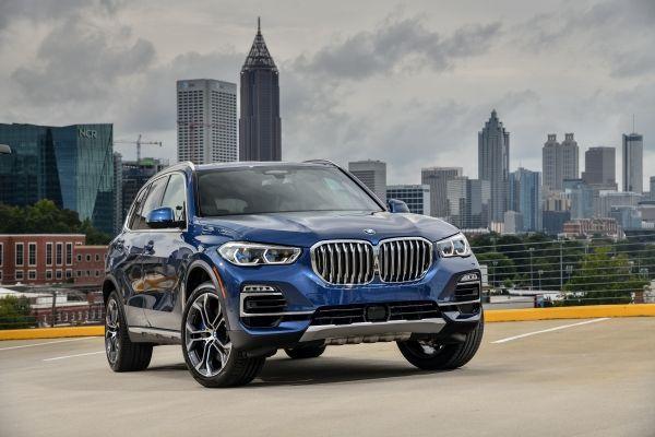 BMW X5 xDrive M50i 2020