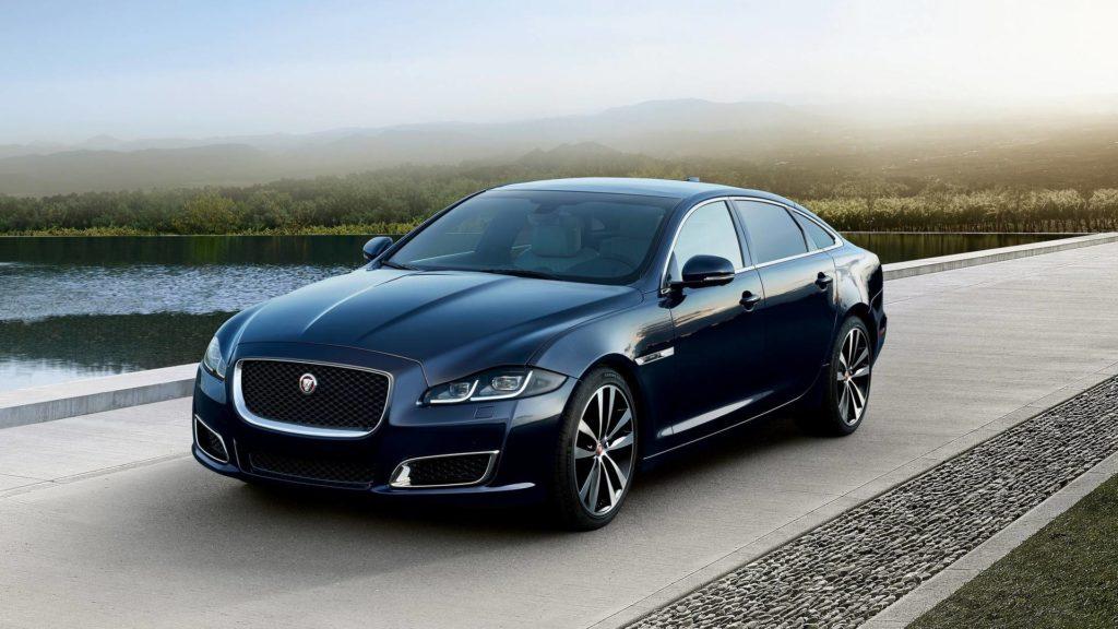جاجوار توقف انتاج XJ في يوليو وتستبدلها بسيارة كهربائية في 2020 - Motors  Plus
