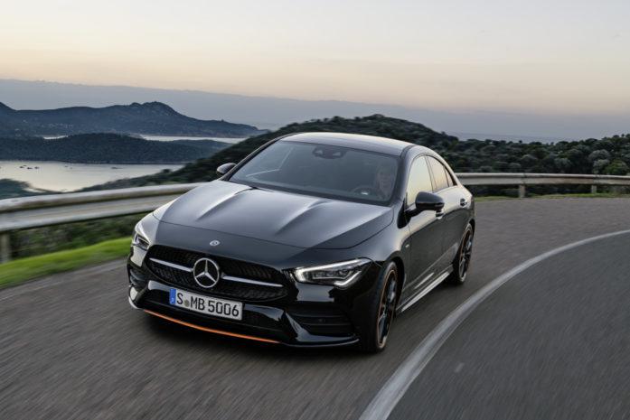 Mercedes-Benz CLA Progressive 180 2020