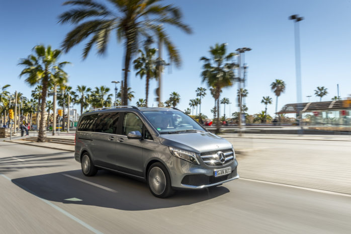 Mercedes- Benz V-250  Avantgarde 2020