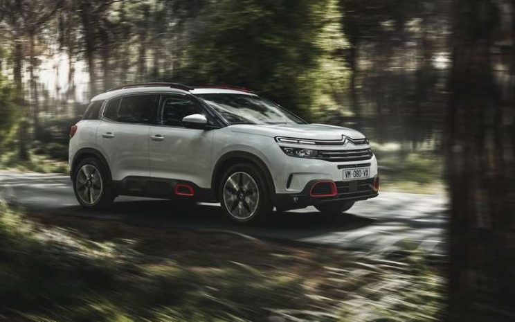 Citroen C5 Aircross Shine 2021