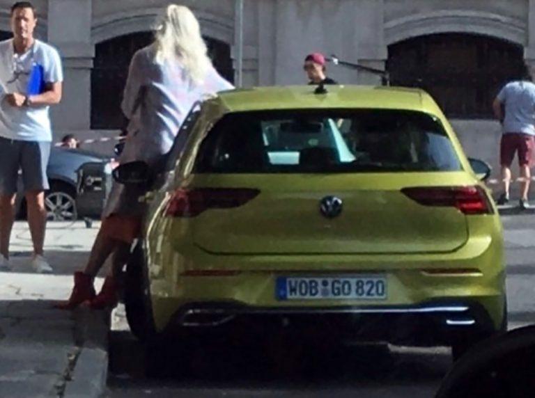 فولكسفاجن جولف VW Volkswagen Golf