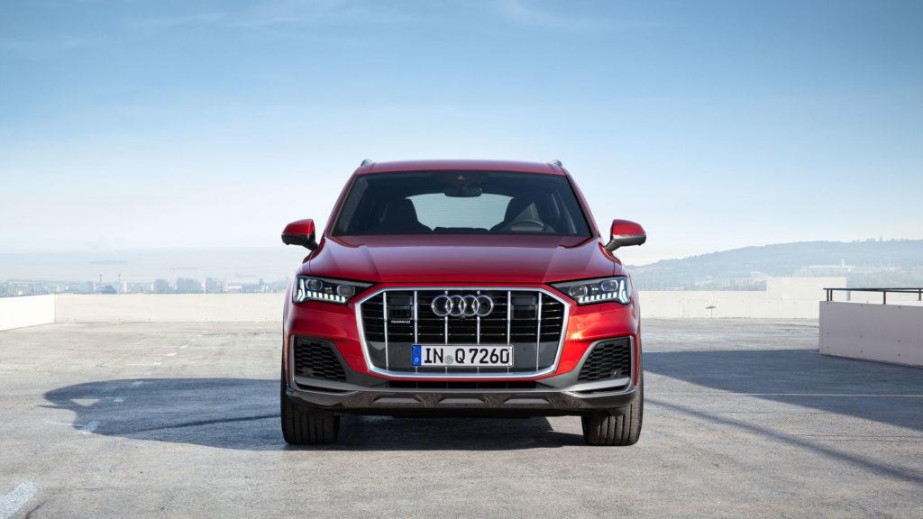 أودي Q7 Audi
