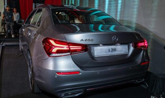 مرسيدس A-Class Mercedes A200