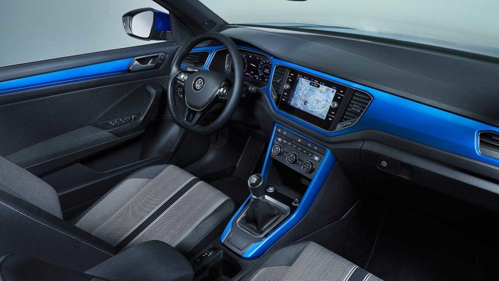 فولكس فاجن T-Roc كابروليه Vw Volkswagen convertible cabriolet