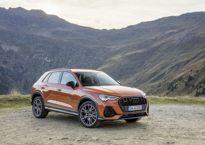 Audi Q3 Advanced 2020