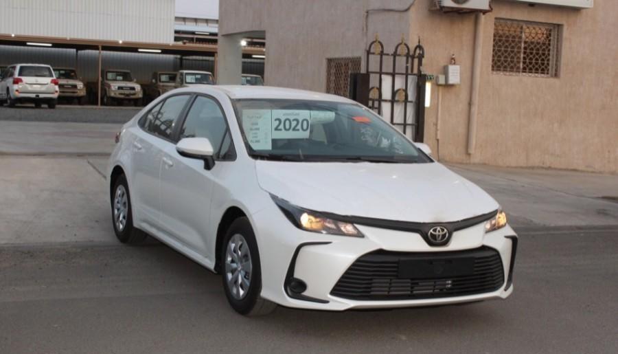 تويوتا تعلن توفر كورولا 2020 بمصر بنفس الأسعار السابقة بدون تغيير Motors Plus