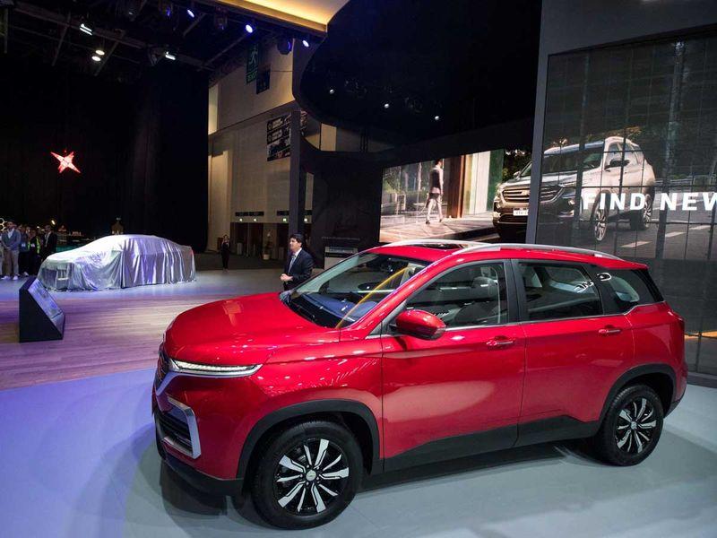 شيفروليه كابتيفا الجديدة كلياً تعود للشرق الأوسط من دبي - Motors Plus