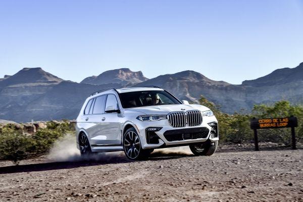 BMW X7 M50i M Performance 2020