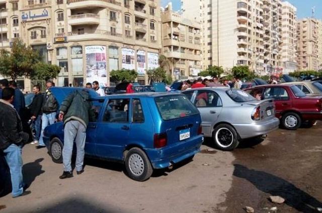 مبيعات المستعمل في مصر تركزت في كسر الزيرو وسيارات أوبر وكريم