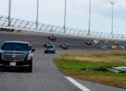 ترامب في مقدمة سيارات ناسكار في دايتونا 500