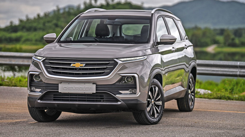 Chevrolet Captiva LS 2021