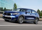 BMW X2 تتحول الي سيارة هايبرد بقوة 220 حصان