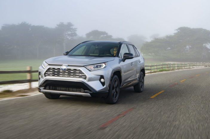Toyota RAV4 Highline 2020