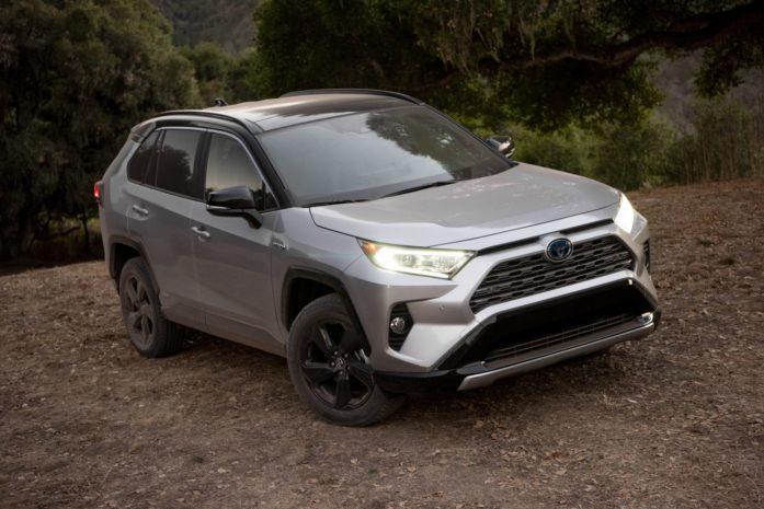 Toyota RAV4 Full Option 2020