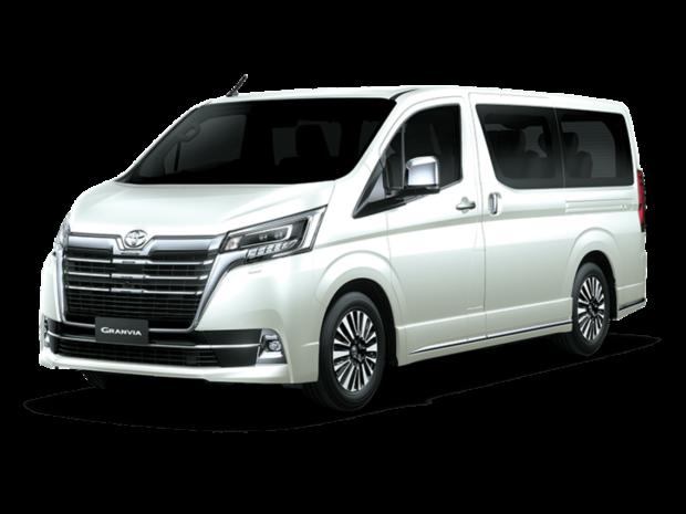 Toyota Granvia Elegance 2021