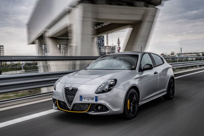 Alfa Romeo Giulietta Veloce 2021