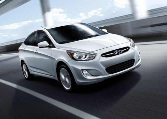 Hyundai Accent DAB ABS 2021
