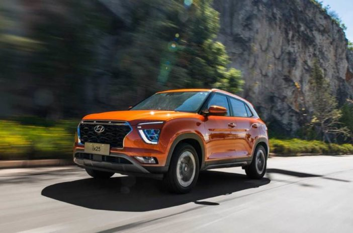 Hyundai Creta Smart Plus 2021
