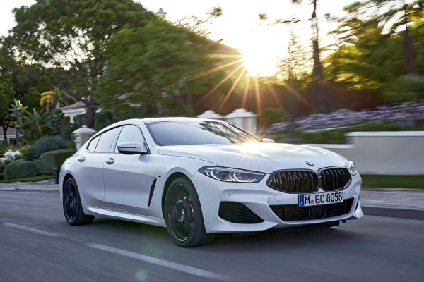 BMW M850i xDrive Gran Coupe 2021