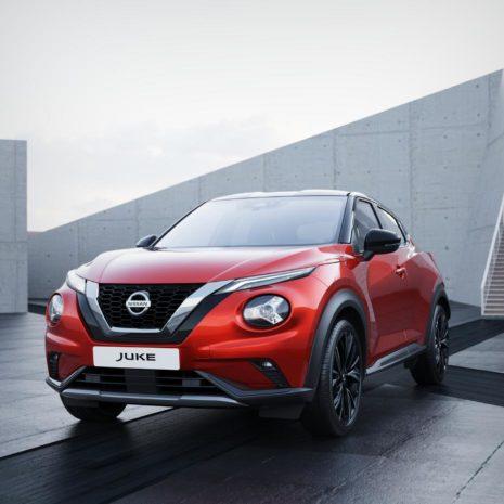 Nissan Juke Accenta 2021