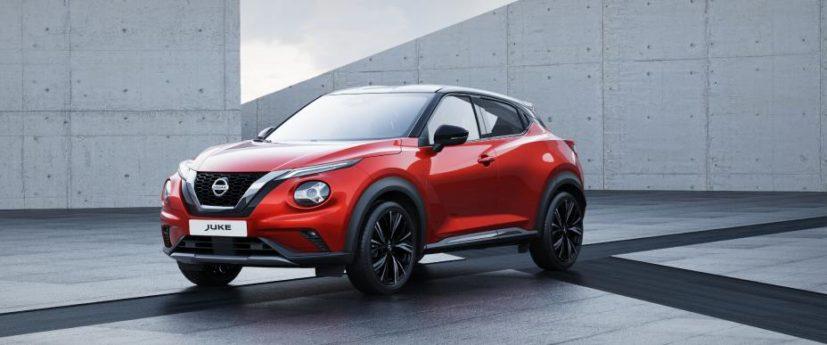 Nissan Juke Tekna Perso 2021