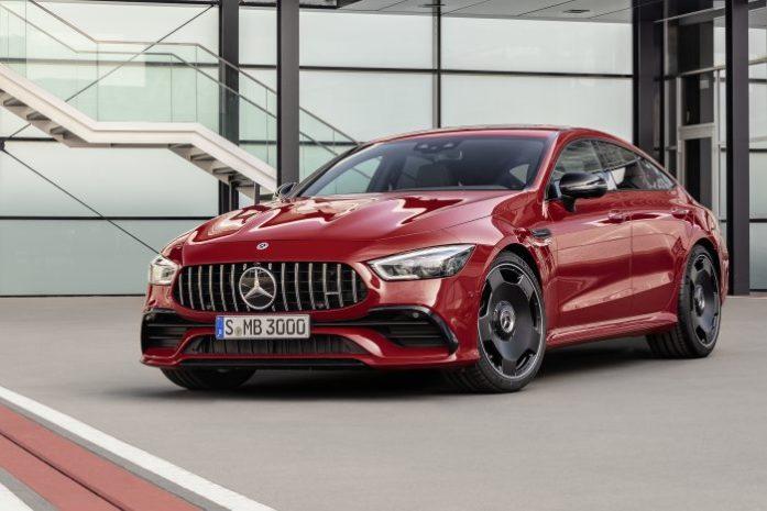 Mercedes-Benz AMG GT 4-Door 43 2021