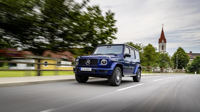 Mercedes-Benz G500 AMG 2021