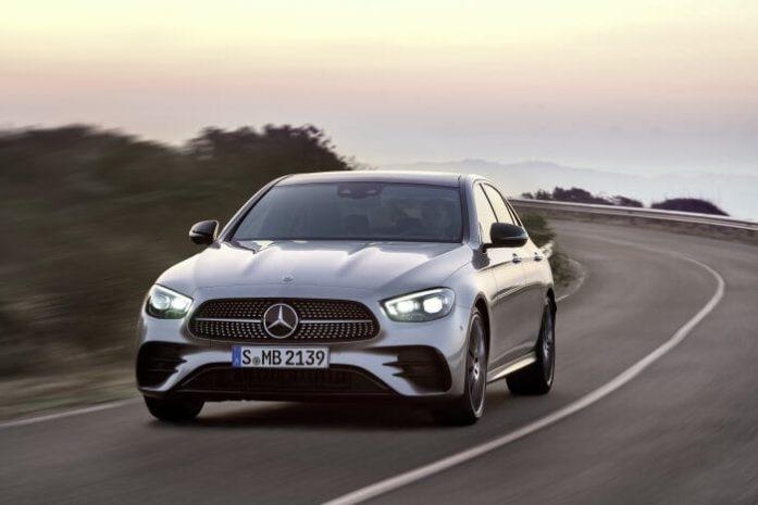 Mercedes-Benz E300 Luxury 2021