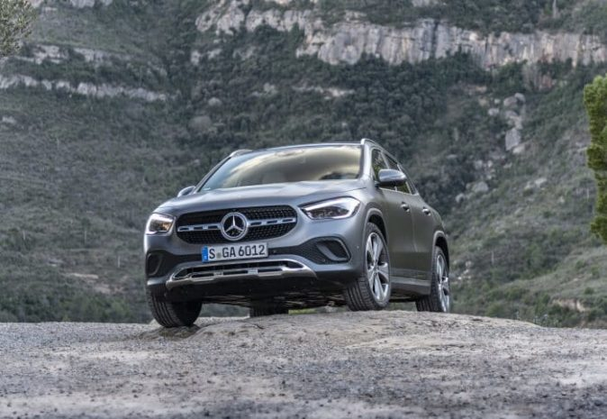 Mercedes-Benz GLA 200 Progressive 2021