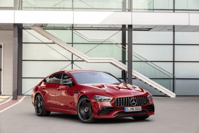 Mercedes-Benz AMG GT 4-Door 53 2021