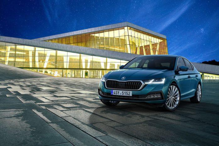 Škoda Octavia Ambition 2021
