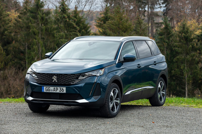 Peugeot 5008 Active Pack 2021