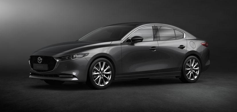 Mazda 3 Executive 2021