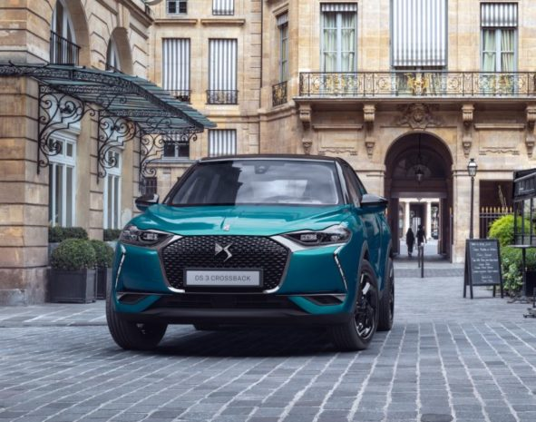 DS 3 Crossback Opera 2021