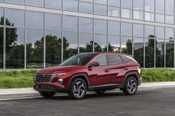 Hyundai Tucson Modern 2021